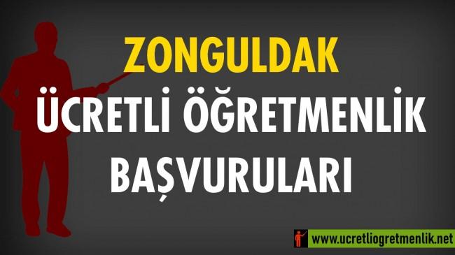 Zonguldak Ücretli Öğretmenlik Başvuruları (2020-2021)