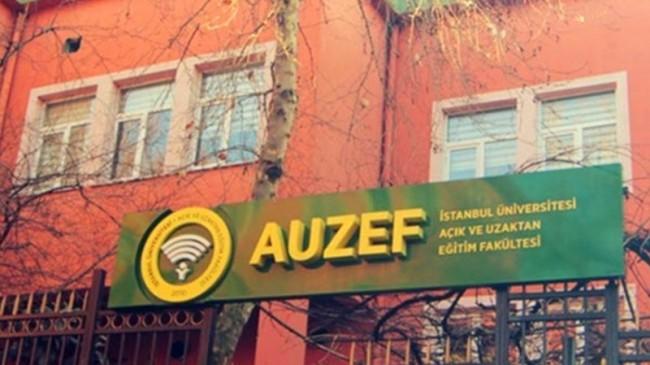 AUZEF'den Online Ara Sınav Bilgilendirmesi
