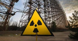 Çernobil'de Radyosyon'da büyük artış