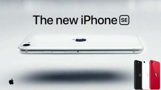 Yeni iPhone SE (2020) tanıtıldı: Fiyatı ne kadar?