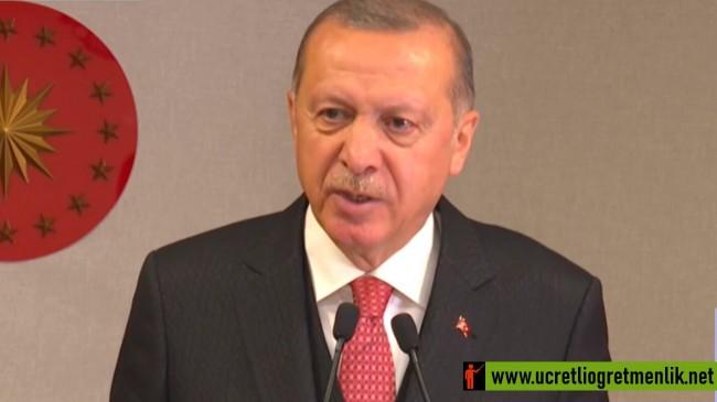 Cumhurbaşkanı Gençlere seslendi: YKS 2020 Açıklaması