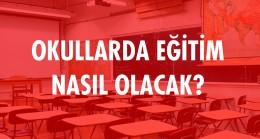 Okullar Kademeli mi Açılacak? Bakan Selçuk'un açıklamaları