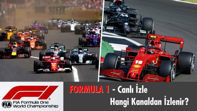 Formula 1 Hangi Kanaldan Canlı İzlenir?