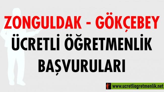 Zonguldak Gökçebey Ücretli Öğretmenlik Başvuruları (2020-2021)