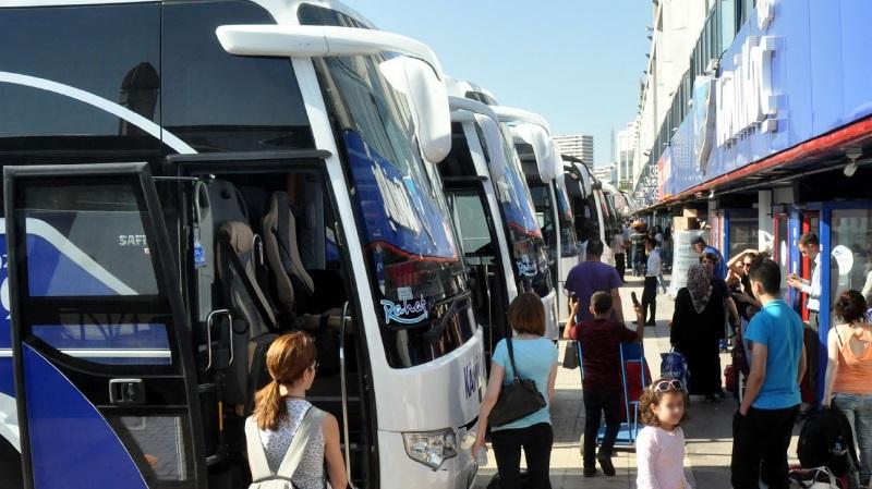 Otobüs Yolculuğunun Yasaklandığı Şehirler