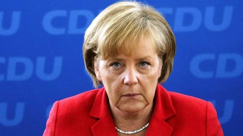 Merkel'in Koronavirüs Karantinası bitti