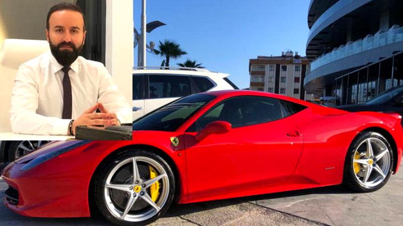 Sadece Ferrari sahibi değil Arazi ve Dükkanı olanlarda 1000 liralık yardıma başvurdu