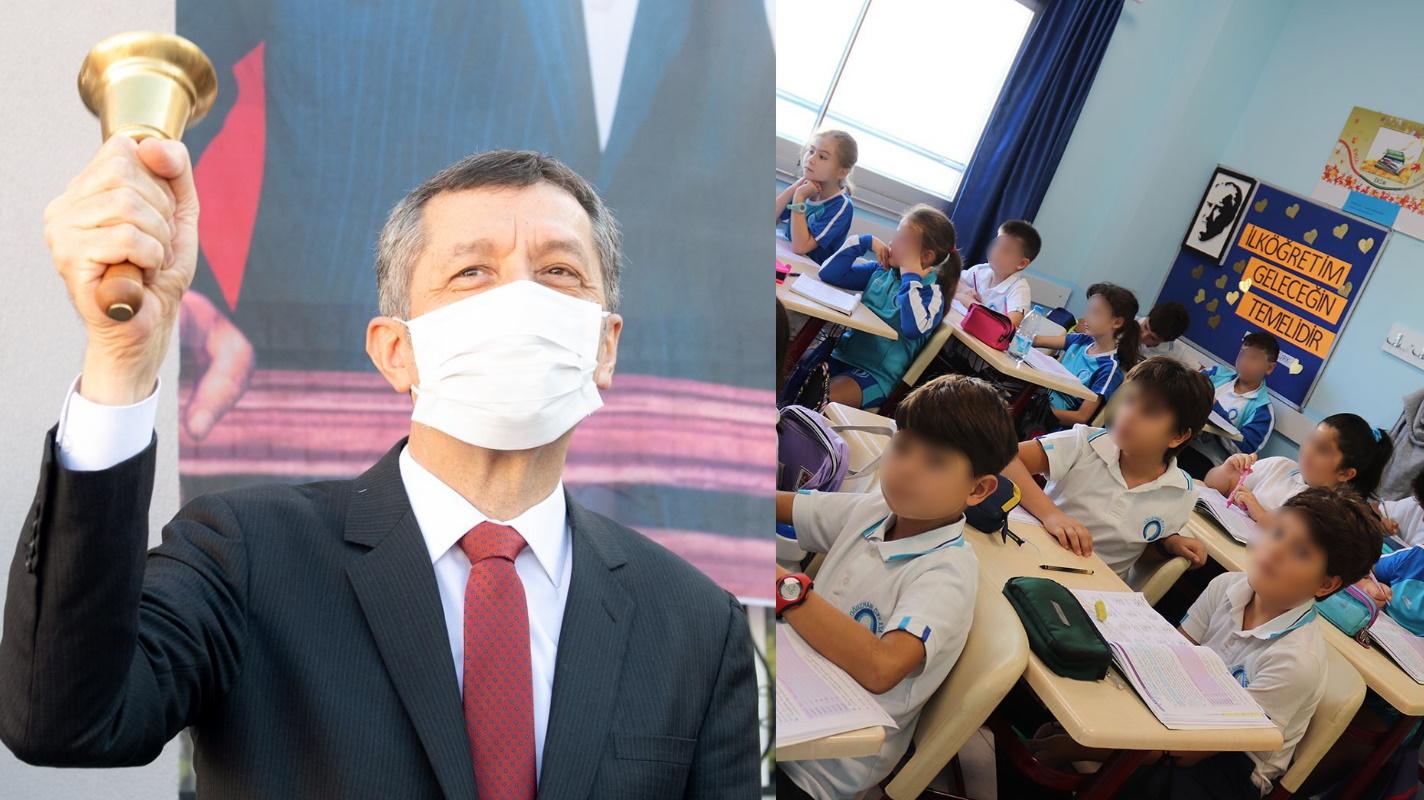 21 Eylül'de Okul Öncesi ve İlkokul 1. Sınıflar Hariç Yüz Yüze Eğitim Yapılmayacak!