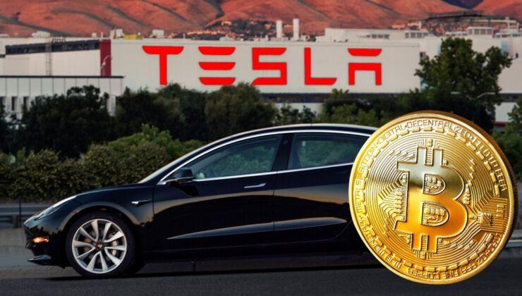 TESLA Haberi Bitcoin'i 45 Bin Dolar Yaptı!